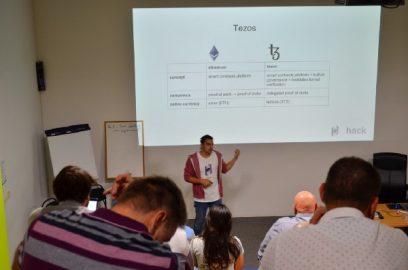 blockchain developers meetup 03 - livecoding workshop