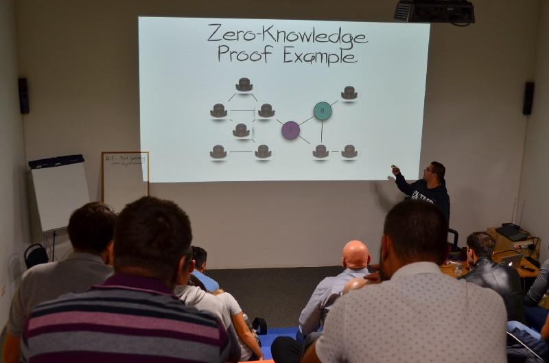 Blockchain Developers Meetup #0x03—LiveCoding Workshop 5