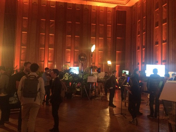 At the Web3 Summit in Berlin 11