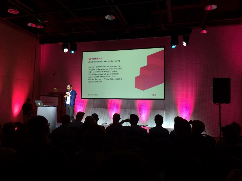 Aeternity Starfleet Incubator: Demo Day 2 — a sip of inspiration 2