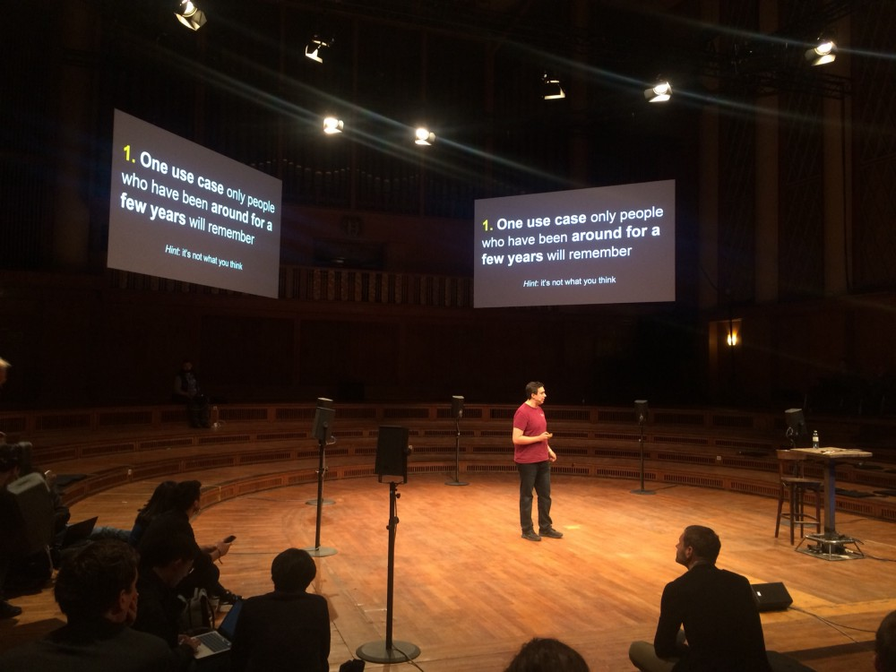 At the Web3 Summit in Berlin 4