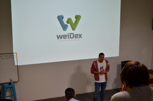 Blockchain Developers Meetup #0x03—LiveCoding Workshop 4
