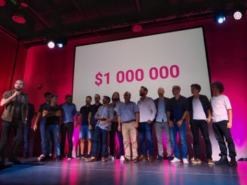 hack.bg at aeternity starfleet demo day