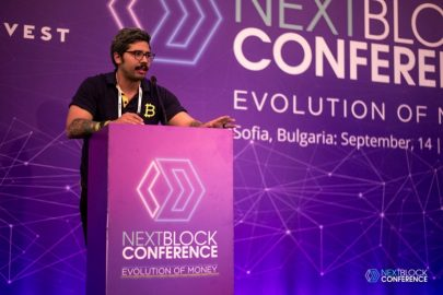 hack.bg at nextblock conference