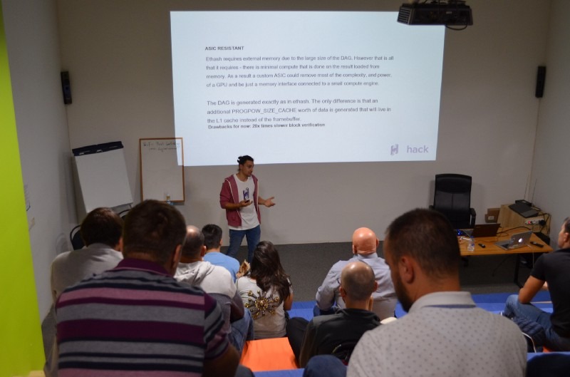 Blockchain Developers Meetup #0x03—LiveCoding Workshop 2