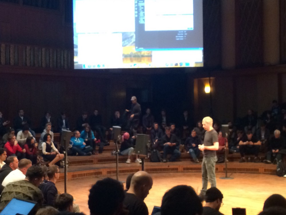 At the Web3 Summit in Berlin 5