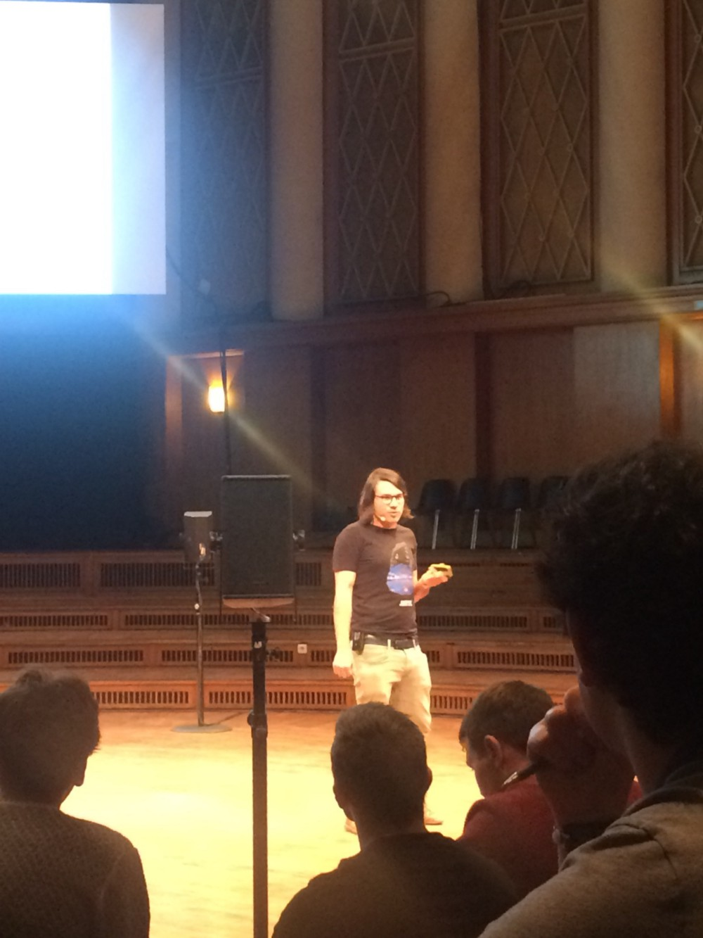 At the Web3 Summit in Berlin 7