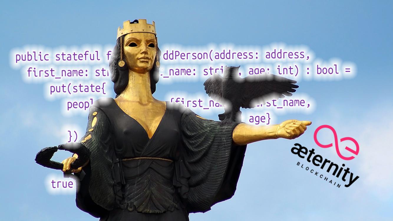Sophia aeternity
