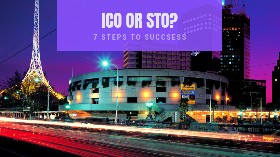 ICO or STO - 7 steps to success