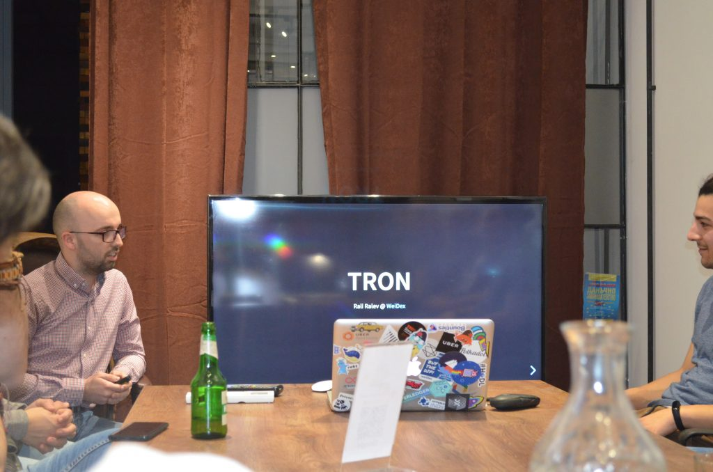 0x08. Introduction to Tron [Blockchain Developers Meetup] 5