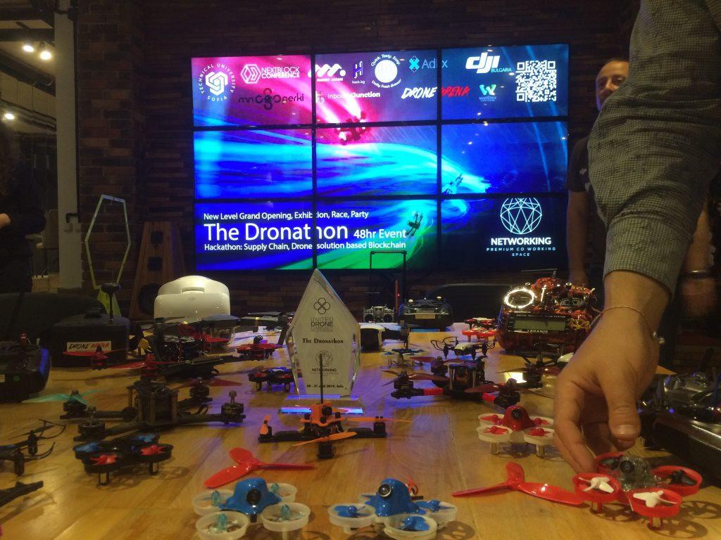 dronathon hackathon