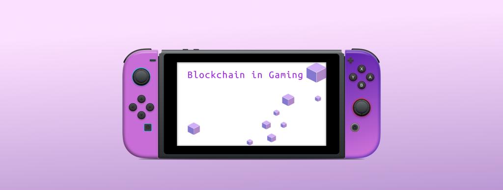 Blockchain application in Games