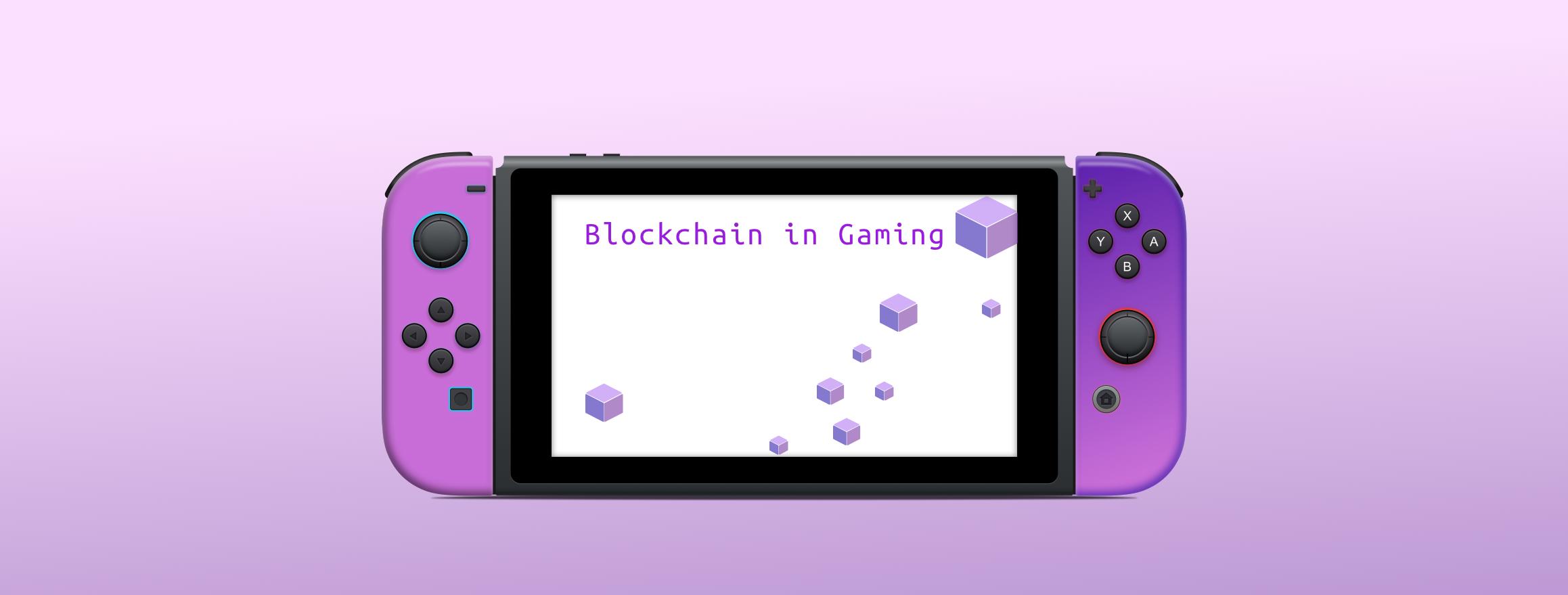 Blockchain in Gaming | Best Blockchain Use Cases