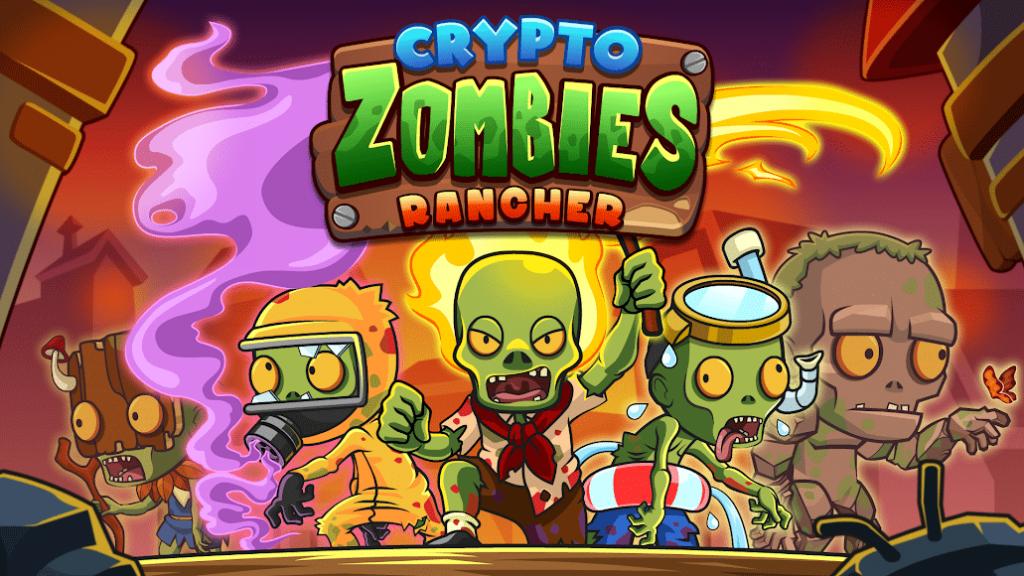 CryptoZombies - blockchain based game