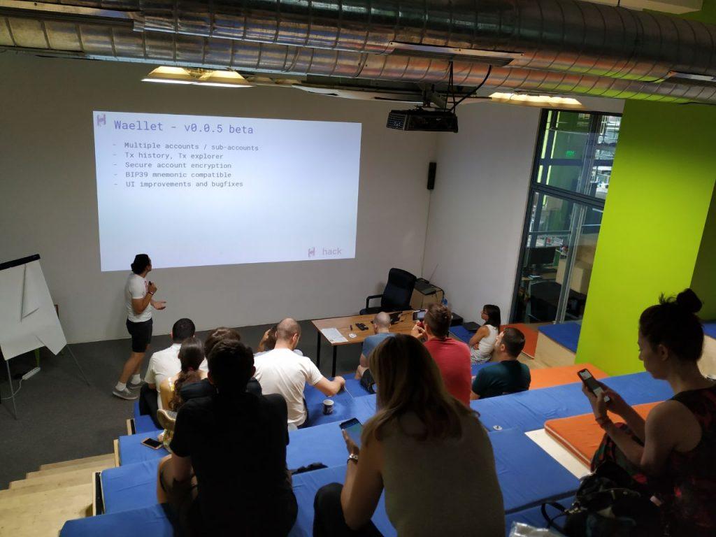 0x0b. Building Decentralized Autonomous Organizations [Blockchain Dev Meetup] 2