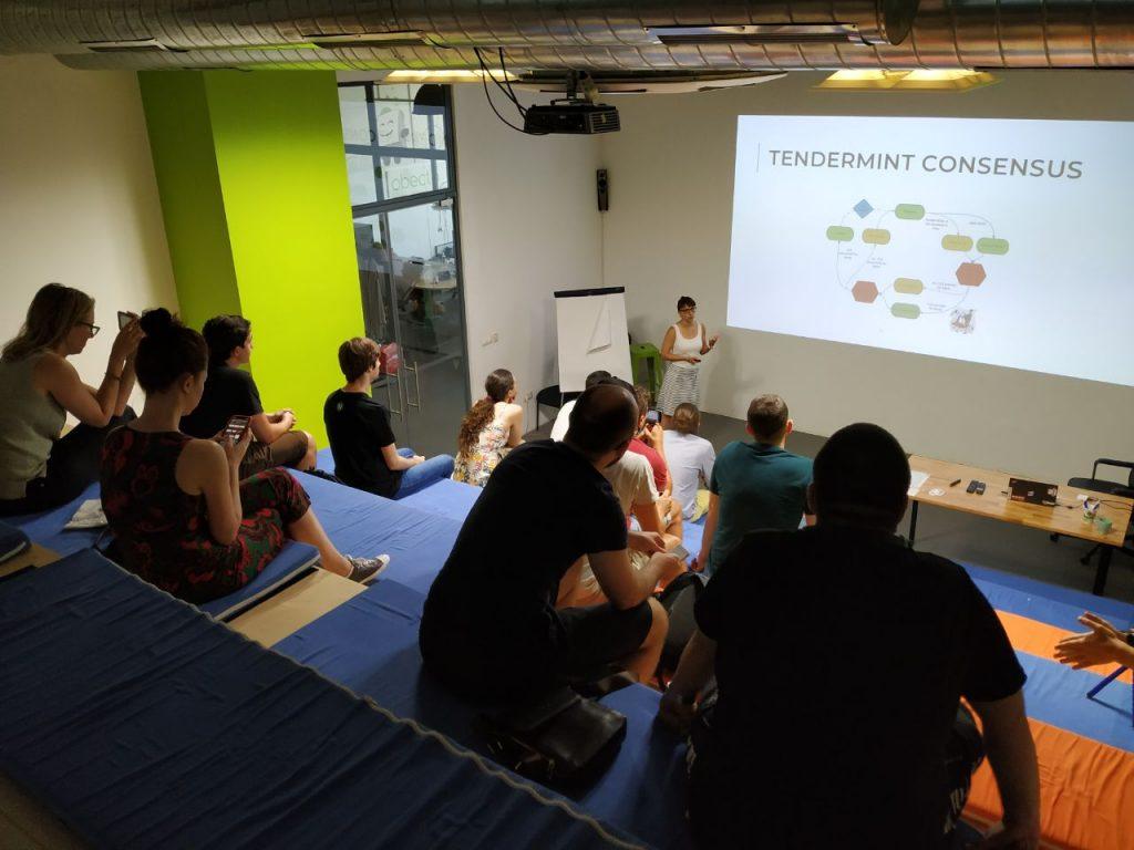 0x0b. Building Decentralized Autonomous Organizations [Blockchain Dev Meetup] 6
