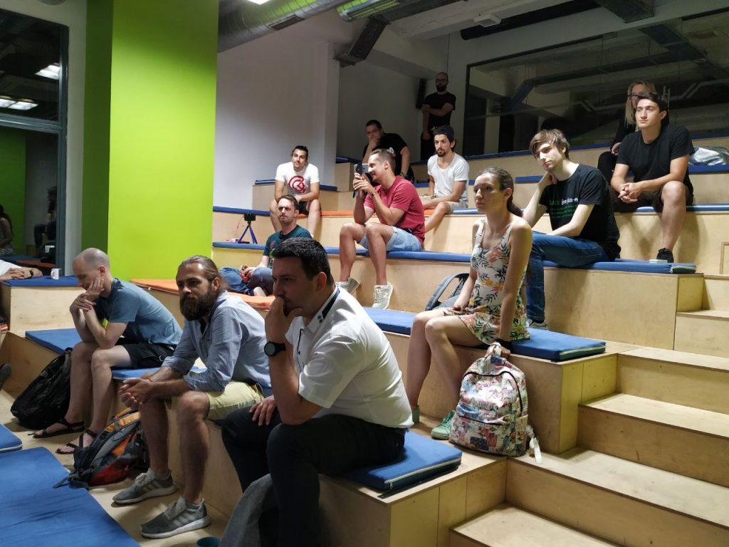 0x0b. Building Decentralized Autonomous Organizations [Blockchain Dev Meetup] 8
