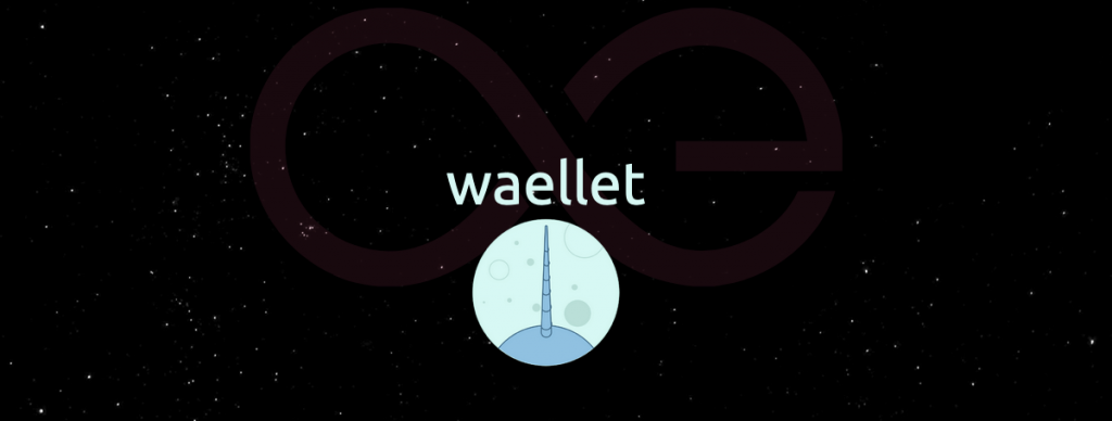 Waellet development update 1