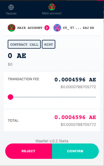aeternity-fungible-token