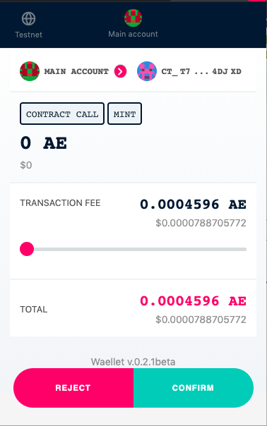 How to create aeternity fungible token? [tutorial] 4