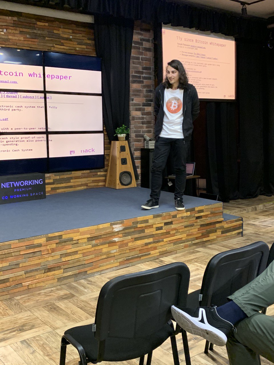 Blockchain Developers Meetup 15