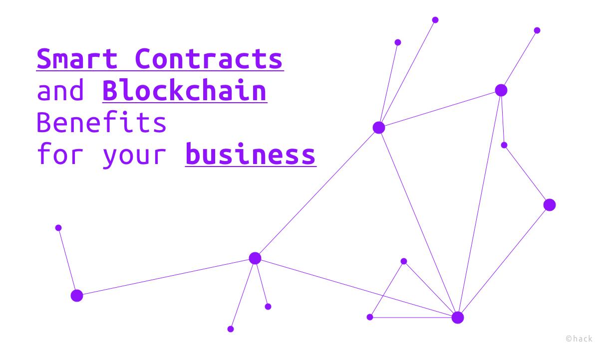 blockchain smart contracts business value