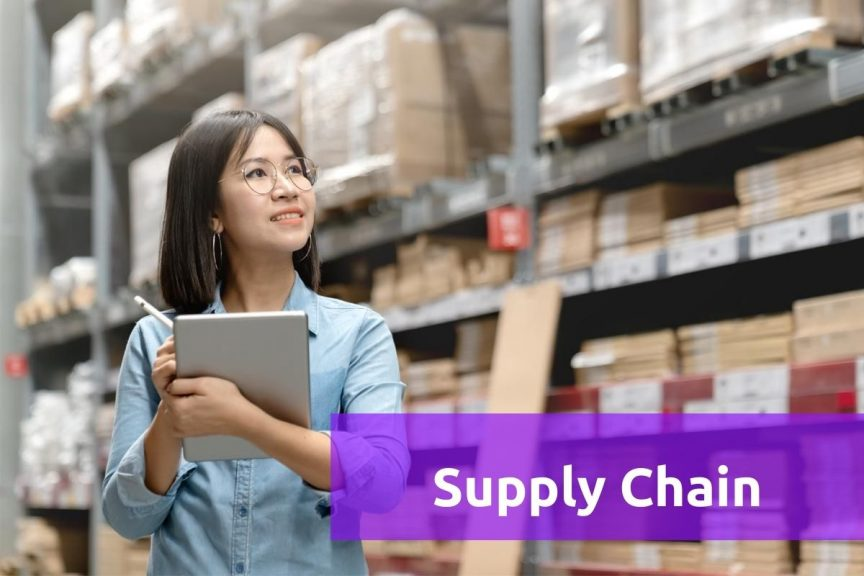 Blockchain in Supply Chain 4