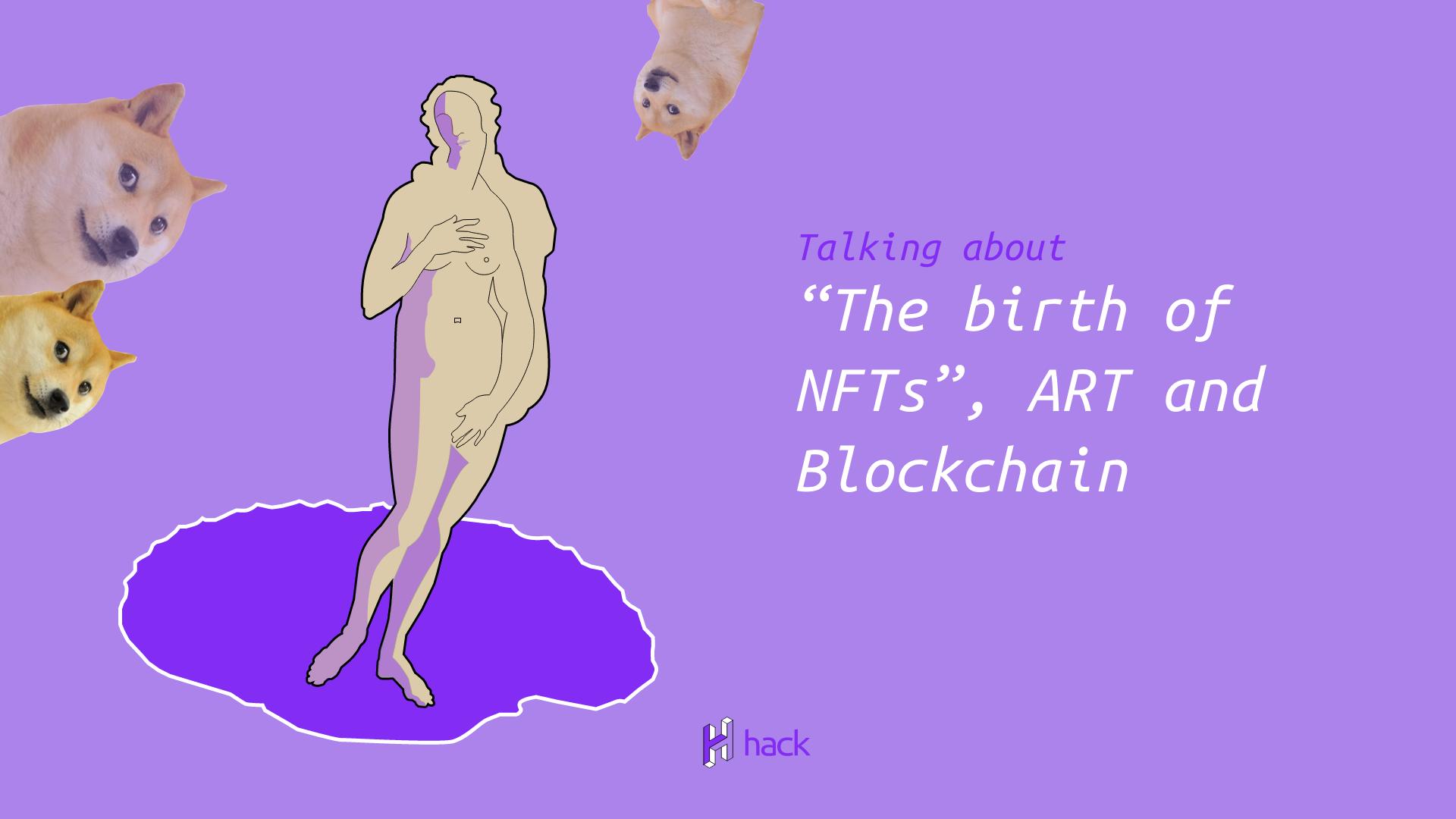 hackCast - NFTs, Art & Blockchain 1